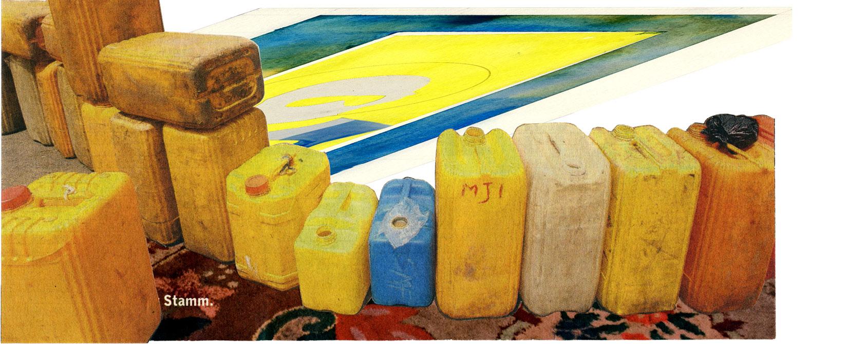 David Berweger's Solo Exhibition, «Progress&drwngs;
