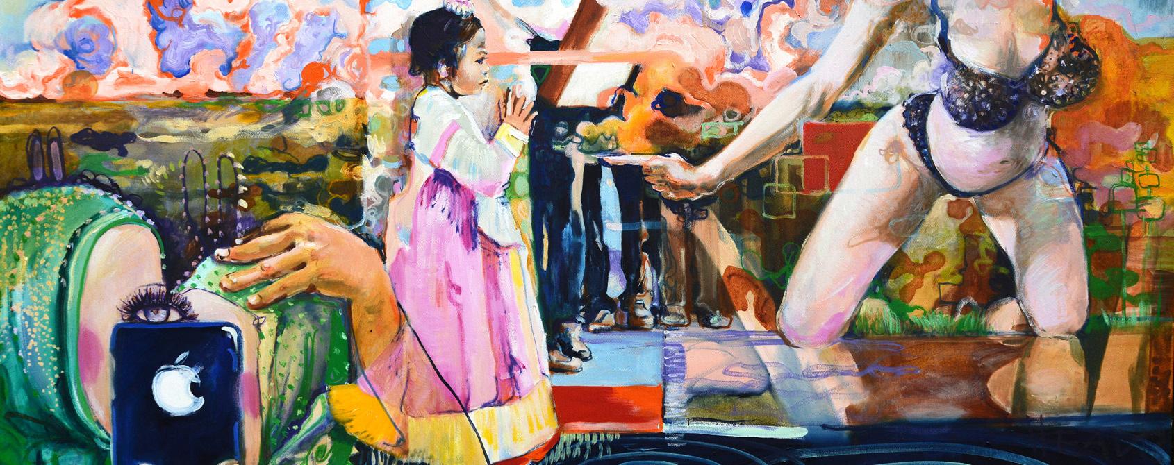 Arab Spring von Serge Nyfeler